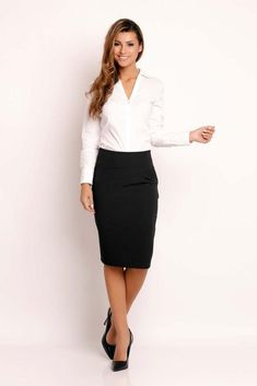 8efe6ac515d4ad Black Skirts  fashion  clothing  shoes  accessories  womensclothing  skirts   ad