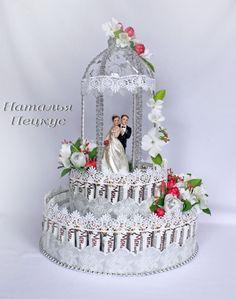 """Gallery.ru / Фото #2 - Букеты из конфет в Челябинске """"Свадьба и любовь"""" - natapetskus"""