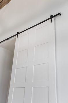 A simple and stylish solution to interior entry ways Barn Doors, Garage Doors, Custom Interior Doors, Entry Ways, Contemporary, Modern, Stylish, Simple, Outdoor Decor