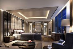 modern president suite hotel - Google Search
