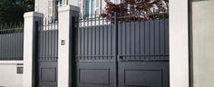 puerta entrada aluminio rustica - Buscar con Google