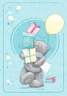 ♥ Tatty Teddy ♥