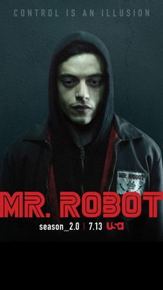 Elliot Alderson Mr. Robot