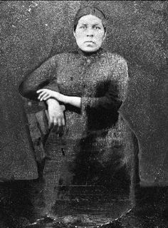 Judith Saulis-Bernard (the wife of Noel Bernard) from Madawaska, Maine - Maliseet - circa 1898