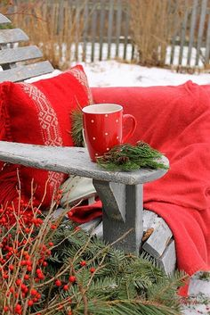 All set for the holidays at the cabin or lake house....