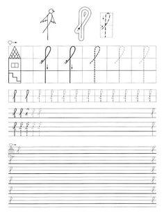 Jobb- és balkezes betű és szám gyakorlófüzet - Borka Borka - Picasa Webalbumok
