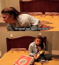 haha totally me after watching my 600 lb life
