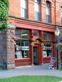 Fabulous Storefront in beautiful downtown Charlottetown, Prince Edward Island. Image by Rediscovering Canada Canada Tourism, Canada Travel, Vacation Destinations, Vacations, Atlantic Canada, Canada Images, Visit Canada, Holiday Places, Kindred Spirits