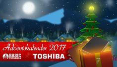 #Adventskalender: Toshiba Canvio Premium 3 TB #Gewinnspiel
