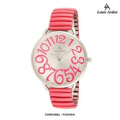 Louis Arden Women's Analog Watch - Assorted Styles at 82% Savings off Retail!