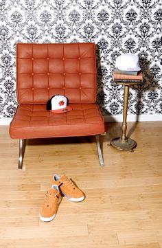 UNDRCRWN #Basketball Leather #Chair 2006