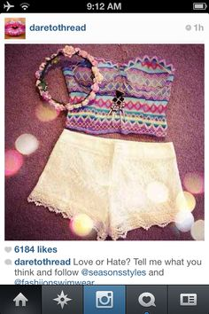 #EDC having summer fun.... #raves#outfits JUST IDEAS NOT WHAT I WOULD USUALLY WEAR BUT CUTE AND SIMPLE