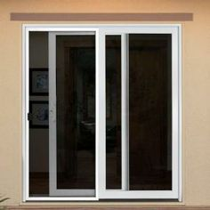 1000 images about window and door designs on pinterest for Roll away screens for patio doors