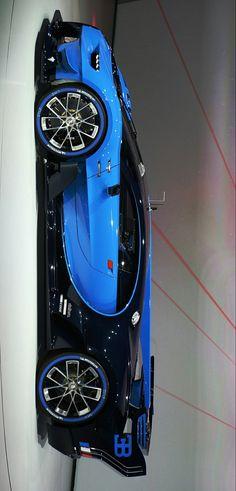 (°!°) Bugatti Vision Gran Turismo Concept