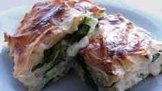 Ispanaklı Peynirli Börek | Peynirli Börek Tarifi | Ispanaklı Börek Nasıl...