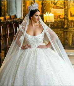 Disney Princess Dresses, Princess Wedding Dresses, Bridal Dresses, Wedding Gowns, Flower Girl Dresses, Wedding Rings, Bridal Looks, Bridal Style, Weeding Dress