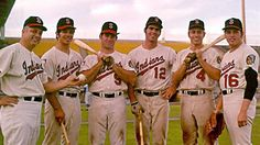 1970 PCL Champ Spokane Indians: Tommy Lasorda, Bobby Valentine, Steve Garvey, Bill Buckner,Tommy Hutton,Bob O'Brien