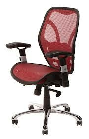 Red Aeron Chair for office