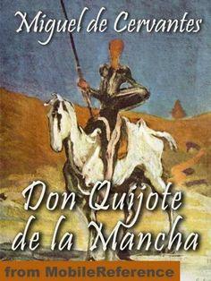 Don Quijote de la Mancha webquest (English)