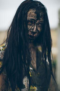 """Patient Zero (Parasite) V2.0"" — Photographer: Nova Garza Model: Alexa Jade"