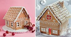 Grown-Up Gingerbread Houses | House & Home
