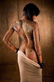 Japanese Tattoo - Tattoos - Zimbio
