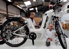 Alpha Sepeda Listrik Berbahan Bakar Hidrogen Asal Prancis