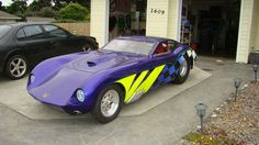 1957 Kellison J4 Coupe For Sale $16,000.00