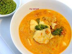 Gulasz rybny z komosą ryżową, w oryginale Quinoa fish stew Pyszne i zdrowe danie rybne....