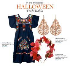 Easy Frida Kahlo costume