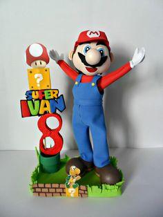 Fofucho Super Mario Bros Pieza central del evento