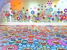 Takashi Murakami a Versailles