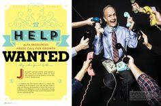 March 2013 – Insight magazine – feature spread