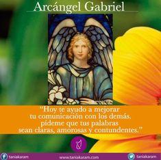 Te l pido! Archangel Prayers, Personal Prayer, Spiritual Messages, Gods Plan, Prayer Quotes, Gemini, Tarot, Mystic, Spirituality