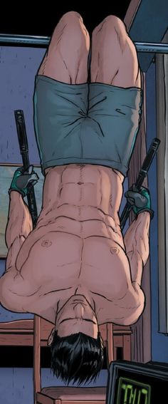 Grayson #1 - I read this for the plot. <--- I read it for the hopefully good plot and pretty pictures.