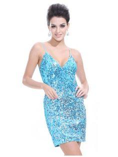 Ever Pretty Sexy V-neck NWT High Stretch Blue Sequins Minin Cocktail Dress 03478, HE03478BL18, Blue, 16US Ever-Pretty,http://www.amazon.com/dp/B0099DD31C/ref=cm_sw_r_pi_dp_qNv8qb0S88WSNXBN