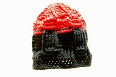 Gorra roja i negra | VIURE DE GORRA