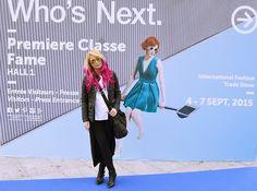 Get this look: http://lb.nu/look/7825804  More looks by Diana Enaiche: http://lb.nu/dianaenaiche  Items in this look:  Roberto Cavalli Cavalli Class Leggings, Puma Bag, Mihher Black&White Blouse, L'oreal Blonde Hair Beauty, Bes Movie Colors Magenta Hair Color   #wsn15 #mihher #puma #dianaenaiche #blogger #makeupartist #paris #fashion #whosnextparis