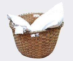 Split oak basket!