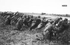 Infanterie française.
