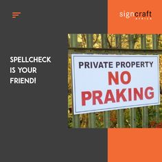 Spellcheck is your friend!! It might seem obvious, but many people don't spell check their signage before constructing it, which is why there are so many signage fails!! To find out more about Signcraft Africa, call us on 011474 1315 or email us at info@signcraftafrica.co.za #CEOCircle #signagedesign #signcraftafrica #ourportfolio #brandguidelines #ledsign #signboard #signboards #businesssign #previouswork #wayfinding #vinylgraphics #windowgraphics #vinyllettering #wallgraphics #busines Window Graphics, Brand Guidelines, Signage Design, Business Signs, Vinyl Lettering, Fails, How To Find Out, Africa, Check