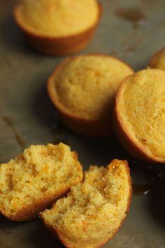 Maple Rum Sweet Potato Cornbread