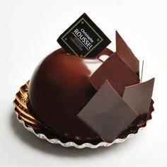 Les desserts Christophe Roussel - chocolatier pâtissier gourmand Guérande, La Baule et Paris