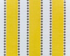 PREMIER PRINTS FABRIC  Corn Yellow Grey by Cathyscustomfabrics, $9.95