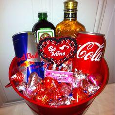 157 Best Valentine Baskets Images Valentine Baskets Valentine Day