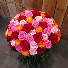 The perfect rose dome! Made by Maja in our #Weybridge branch for a VIP customer  #gardeniaoflondon #roses #rosedome #VIP #gift