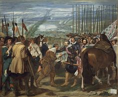The Surrender of Breda, by Diego Velázquez Framed Art Print Magnolia Box Size: Extra Large Wall Art Prints, Poster Prints, Monet Art, Painting, Painting Prints, Klimt Paintings, Art, Framed Oil Painting, Canvas Pictures