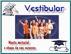 Kit Vestibular; Resumos de Conteúdo, Veja em detalhes neste site http://www.mpsnet.net/1/280.html