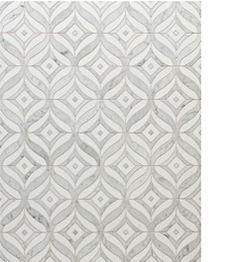 Mai Tai Carrara Pattern from Walker Zanger's Jet Set Collection