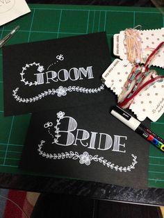 花嫁,手作りアイテム